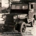 Primeiro carro de Auto Escola da Paraíba